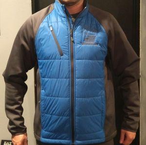 Men's Jacket combo mini puffer/microfiber